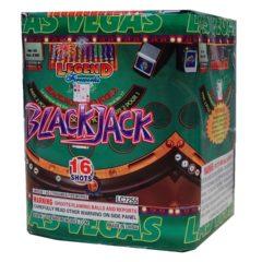 blackjack 200 gram cake firework
