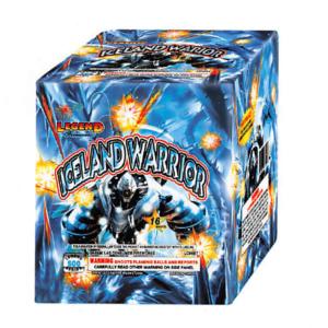 iceland warrior