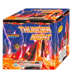 thunder night