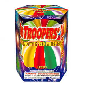 troopers tail