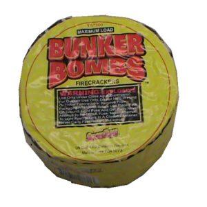 bunker bomb 500 roll