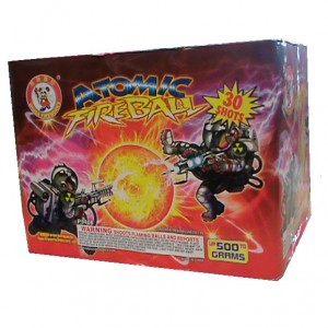 atomic fireball