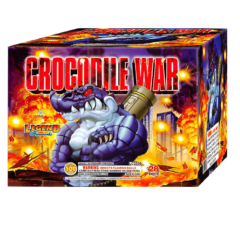crocodile war