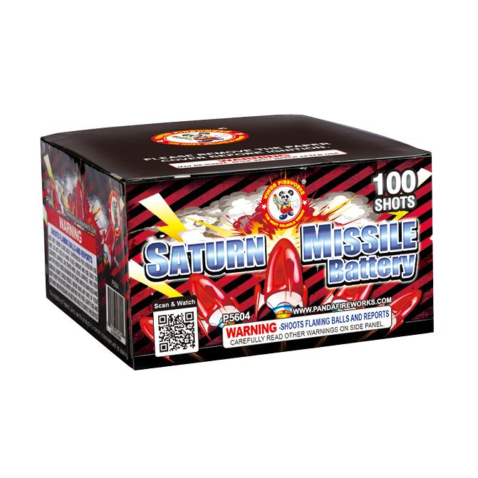 saturn missile batteries winda firework