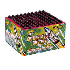 Saturn Missile Batteries Case