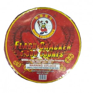 flash crackers 4000 roll