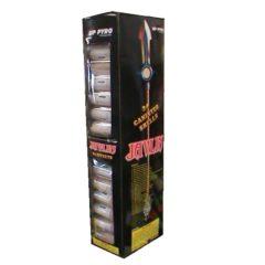 javlin 60 gram canister shells firework