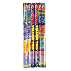 magical roman candle 5 ball winda firework