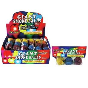giant smoke balls firework