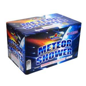 meteor shower topgun 500 gram cake firework