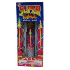 super bombs artillery shells firework