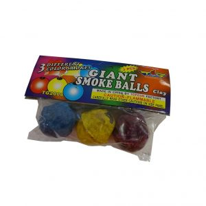 giant smoke balls 3 pc