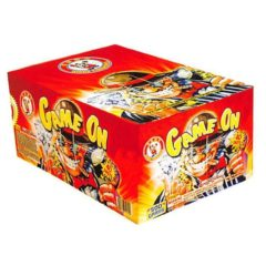game on 500 gram cake winda firework