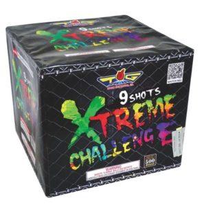 xtreme challenge topgun 500 gram cake firework