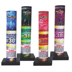 no 300 tubes