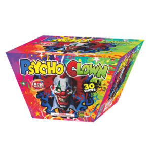 pyscho clown