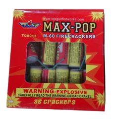 max pop firecrackers firework