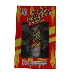 1 inch mini artillery shell firework