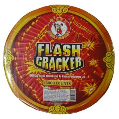 flash crackers 16,000 roll firecrackers firework