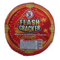 flash crackers 2000 roll firecrackers
