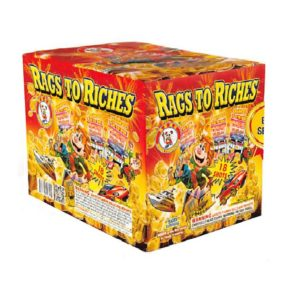 rags to riches winda firework