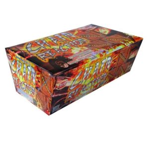 chain reaction 500 gram cake firework