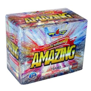 ridiculously amazing 500 gram cake firework