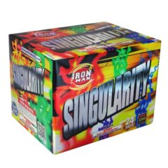 singularity topgun 500 gram cake firework