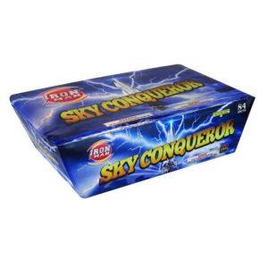 sky conqueror 500 gram cake firework