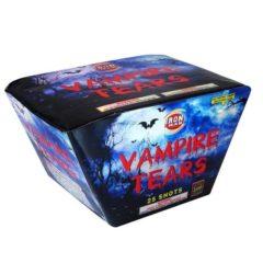 vampire tears 500 gram cake firework
