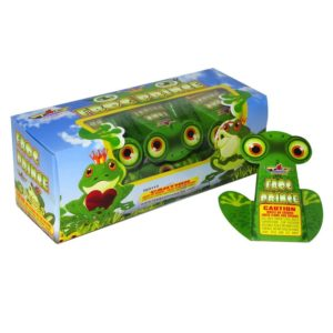 Topgun frog prince firework