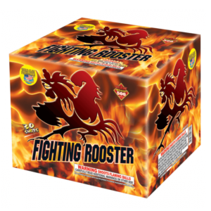 Fighting Rooster world-class firework