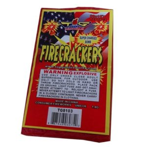 super charged bomb 12/80/16 firecrackers