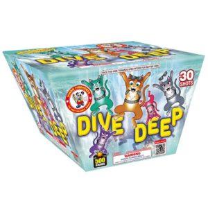 dive deep 500 gram cake winda firework