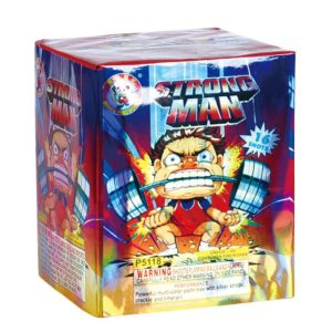 strong man 200 gram cake winda firework