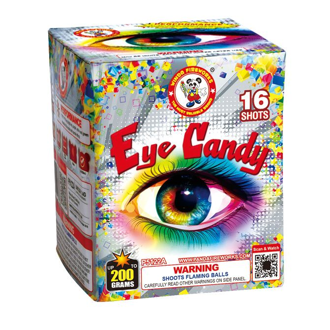 eye candy winda firework