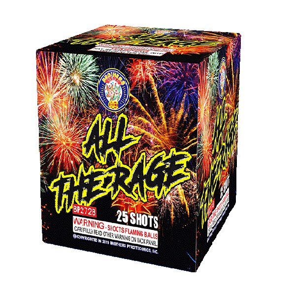all the rage brothers firework