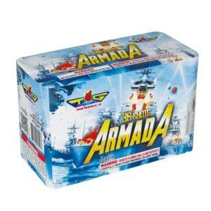 armada 200 gram cake topgun firework
