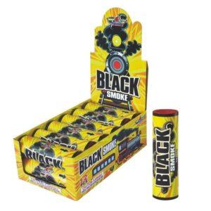black smoke topgun firework