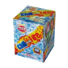 chill in the fire 200 gram cake topgun firework