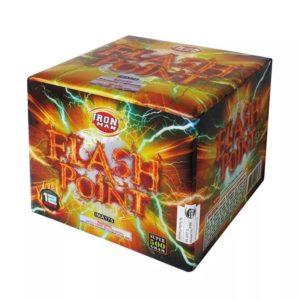 flash point 500 gram cake topgun firework