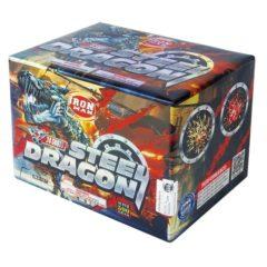 steel dragon 500 gram cake topgun firework