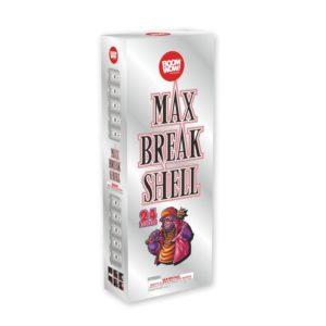 max break artillery shells boomwow firework