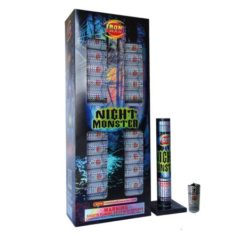 night monster artillery shells topgun firework
